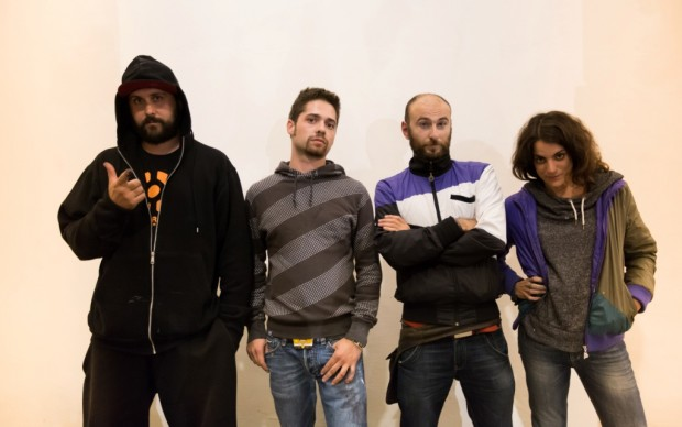 JbRock, El Euro, MrFijodor ed Alicé