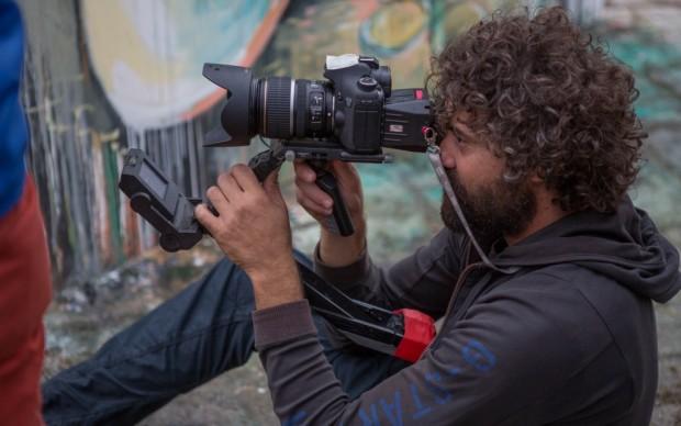 Video-maker in azione
