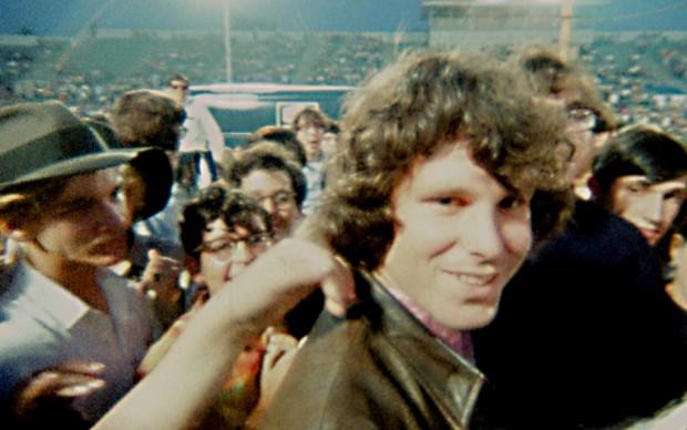 Bagno di folla per Jim Morrison