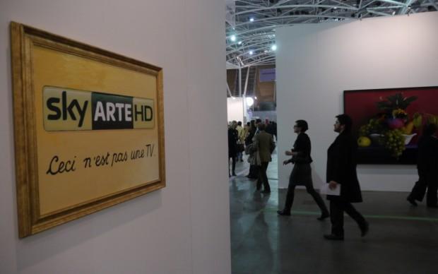 Magritte per Sky Arte HD