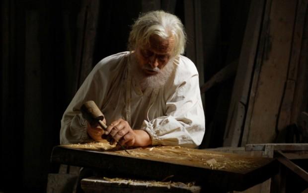 Michelangelo - Hauer al lavoro