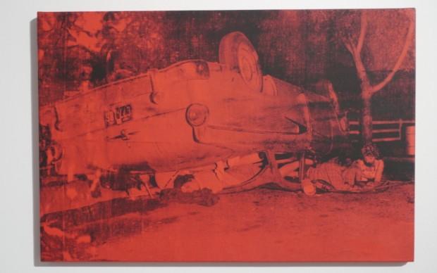 Un Warhol nella collezione di Damien Hirst