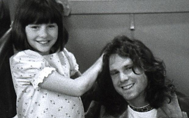 Un inedito Jim Morrison