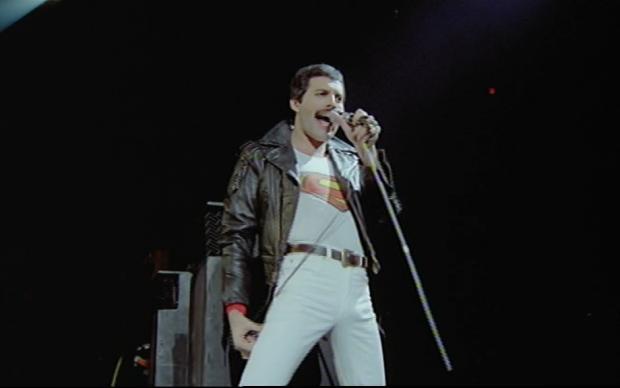 Un super Freddie Mercury