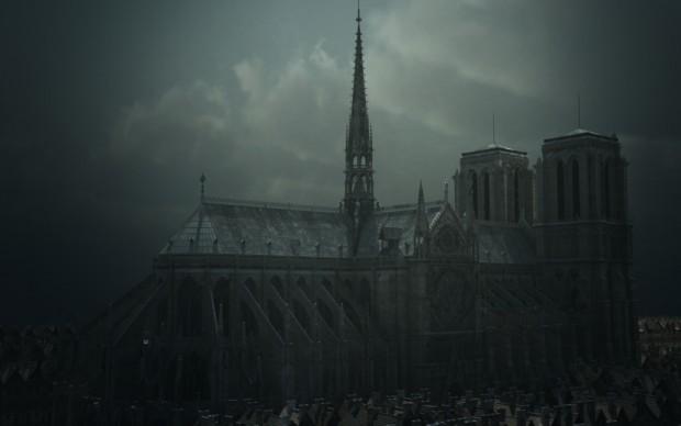 Una lugubre Notre Dame