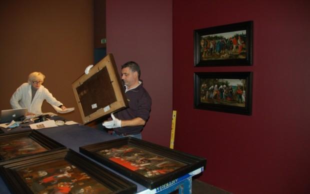 Brueghel in mostra a Roma - l'analisi delle opere 2
