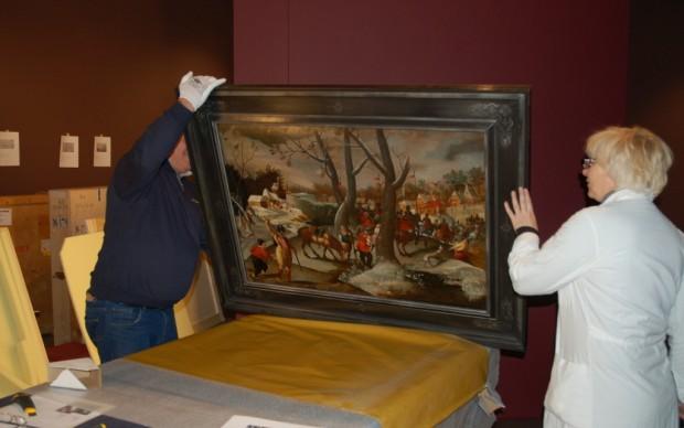 Brueghel in mostra a Roma - l'analisi delle opere