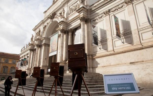 Sky Arte a Palazzo Esposizioni