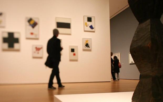 A passeggio per il MoMA