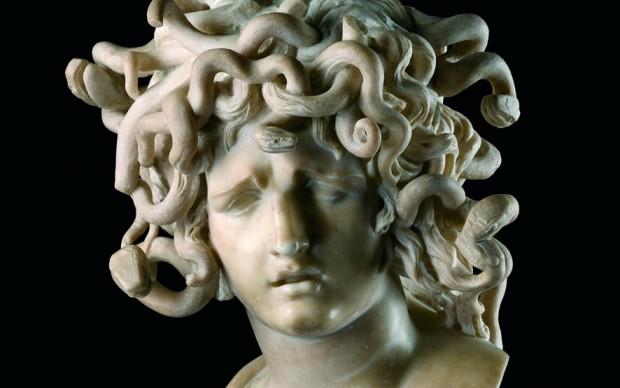 Gian Lorenzo Bernini, La Medusa