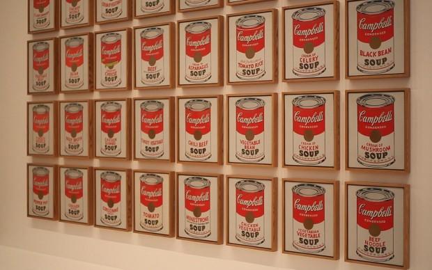 Le celebri serigrafie di Andy Warhol
