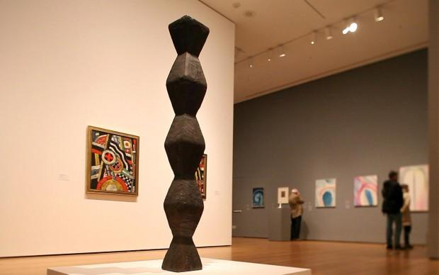 Sculture al MoMA