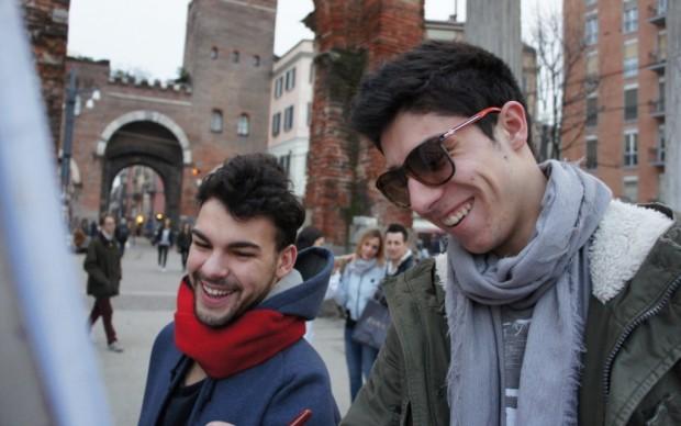 Milano, Colonne di San Lorenzo - 3
