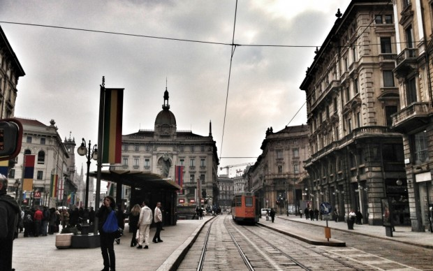 Milano, Piazza Cordusio - 3