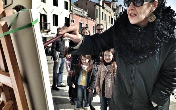 Venezia, Fondamenta alle Zattere