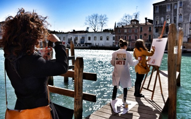 Venezia, Peggy Guggenheim