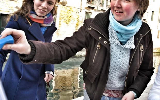 Venezia, domenica pomeriggio a San Barnaba - 4