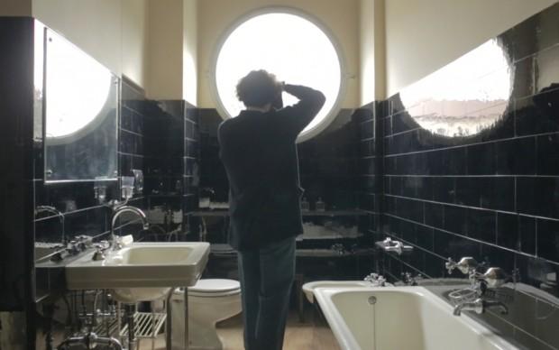 Villa Necchi Campiglio, le stanze da bagno
