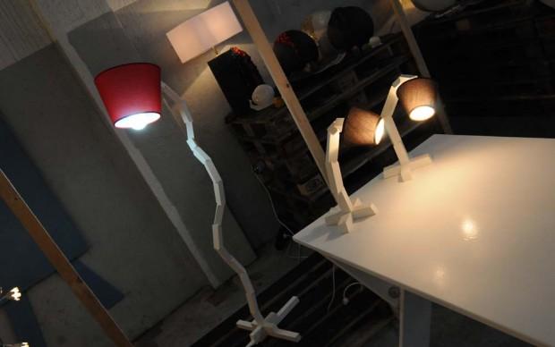 Daniele Devoti - lampade
