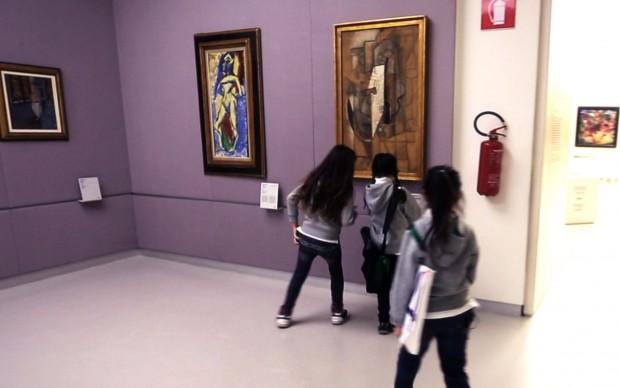 I maestri cubisti al Museo del Novecento
