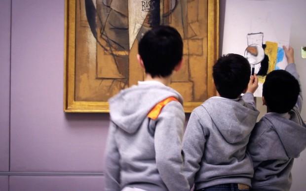 L'arte non è Marte - Alle prese con Braque