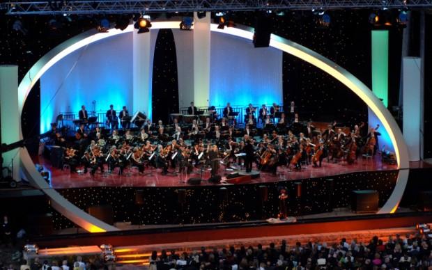 L'orchestra - copyright DEAG Classics - Franz Schlechter
