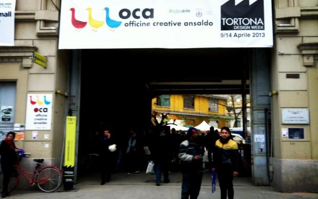 Luca Gentile - Officine Creative Ansaldo