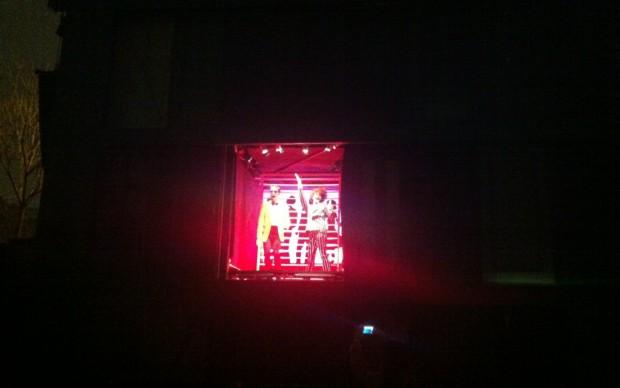 Luca Gentile - performance all'Heineken party