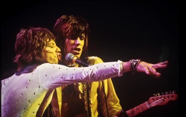 Mick Jagger e Keith Richards