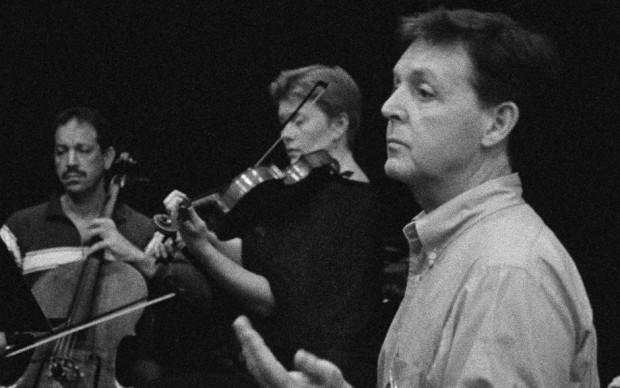 Paul McCartney a New York, le prove del concerto