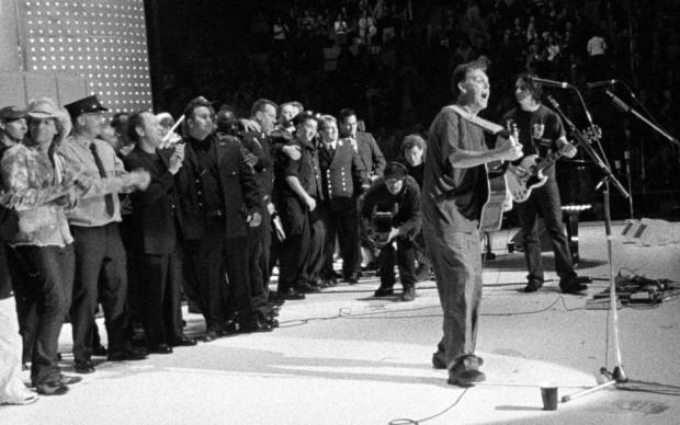 Paul McCartney live a New York