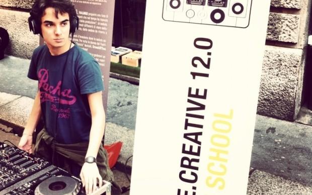 Stefano Leotta - dj set al Fuorisalone