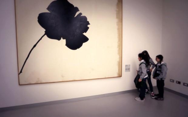 Un Kounellis al Museo del Novecento