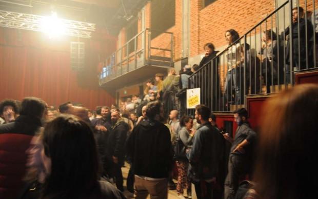 Woodkid live al Teatro Franco parenti - foto Daniele Devoti - 10