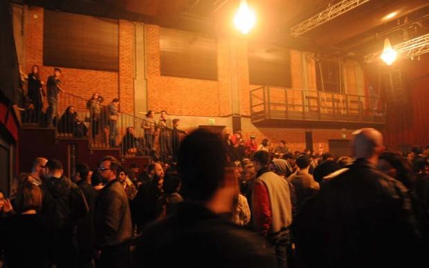 Woodkid live al Teatro Franco parenti - foto Daniele Devoti - 7