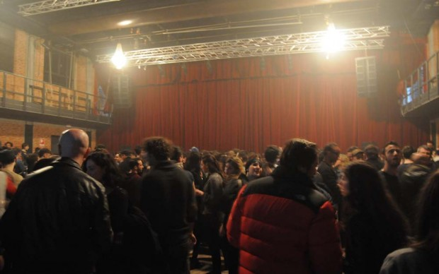 Woodkid live al Teatro Franco parenti - foto Daniele Devoti - 9
