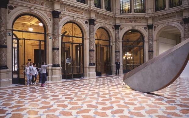 Milano, Cantiere del Novecento a piazza Scala