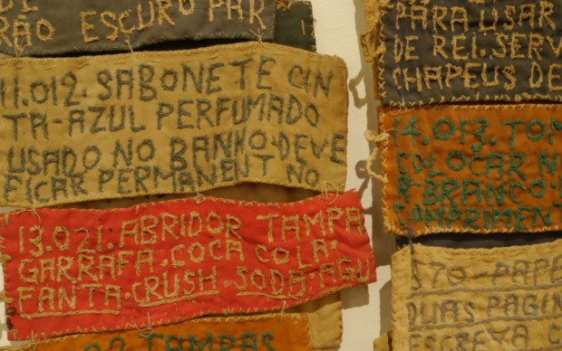 Il Palazzo Enciclopedico - gli ex voto di Artur Bispo do Rosàrio