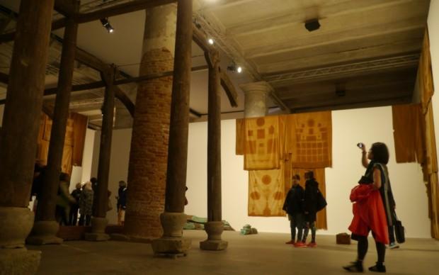 Il Palazzo Enciclopedico - l'installazione d Dahn Vo