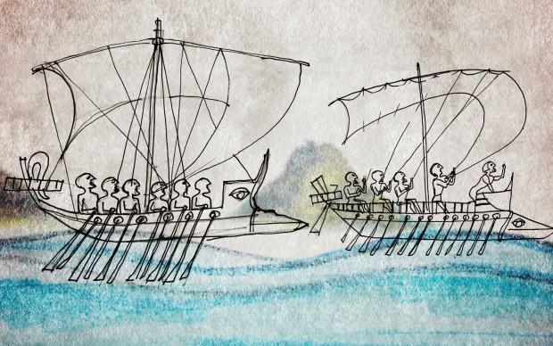 Il viaggio degli Ulissi