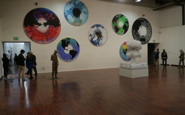 Marc Quinn, installation view