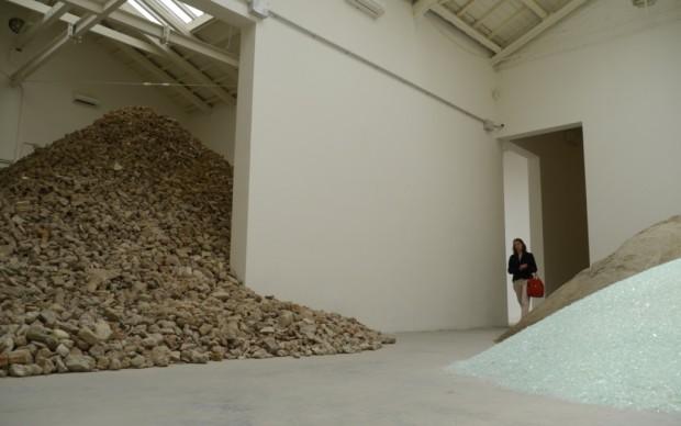 Padiglione Spagna, l'installazione di Lara Almarcegui