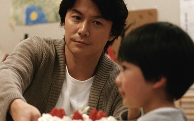 Un'immagine dal film di Hirokazu, vincitore del Premio della Giuria
