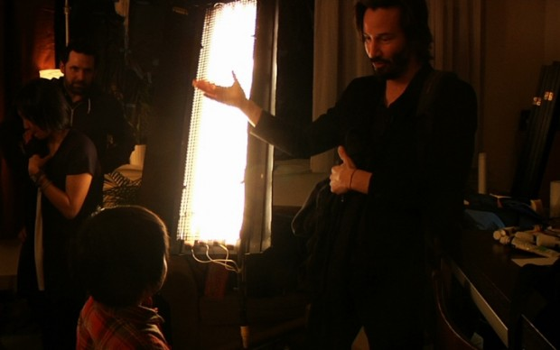 rennan-Pierson Wang, Keanu Reeves Jersey City, New Jersey Copyright 2012 Company Films LLC all rights reserved