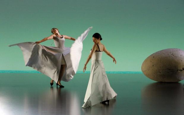 """Danze leggiadre nel """"Così fan tutte"""" in scena aSalisburgo"""