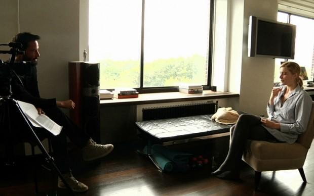 Keanu Reeves, Greta Gerwig New York, New York Copyright 2012 Company Films LLC all rights reserved