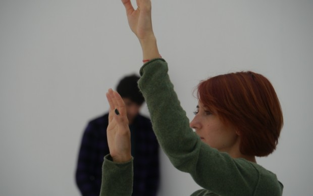 Padiglione Romania - performance