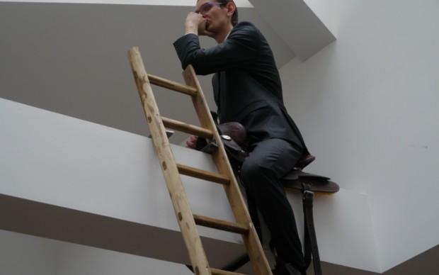 Padiglione Russo - la performance di Vadim Zacharov