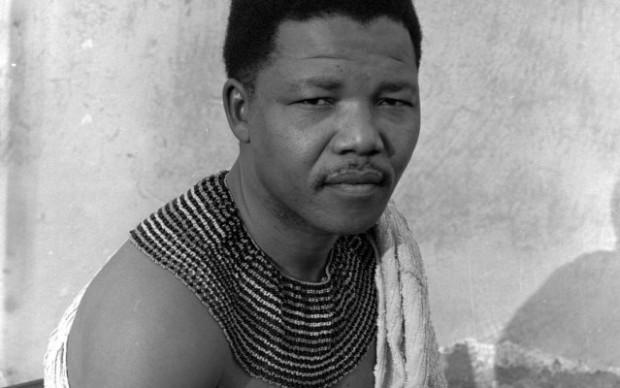 Eli Weinberg, Nelson Mandela