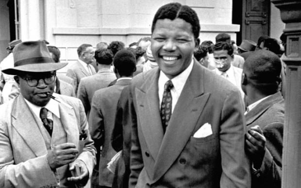 Jurgen Schadeberg, Nelson Mandela, processo per Tradimento, 1958